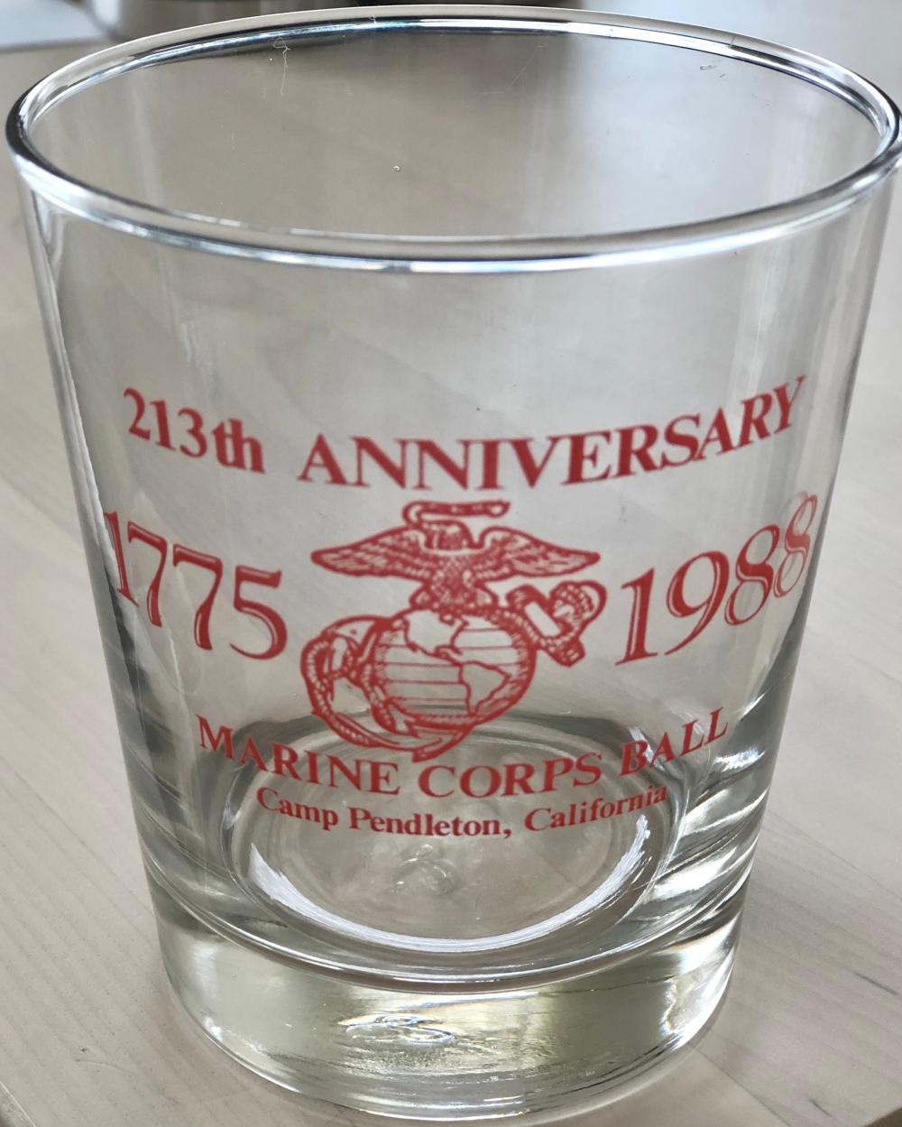 1988 Ball Glass